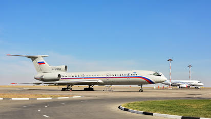 RA-85123 - Russia - Air Force Tupolev Tu-154M