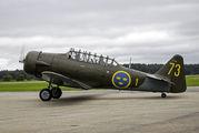 SE-FVU - Swedish Air Force Historic Flight North American AT-6A Texan aircraft
