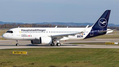 D-AINZ - Lufthansa Airbus A320 NEO