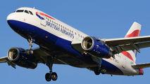 G-DBCJ - British Airways Airbus A319 aircraft