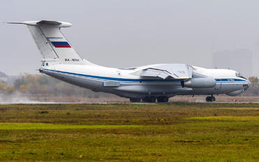 RA-76741 - Russia - Air Force Ilyushin Il-76 (all models)
