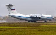 RA-76741 - Russia - Air Force Ilyushin Il-76 (all models) aircraft