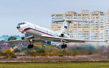 RA-65976 - Russia - Air Force Tupolev Tu-134A