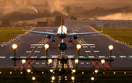 EPKK - - Airport Overview - Airport Overview - Runway, Taxiway aircraft
