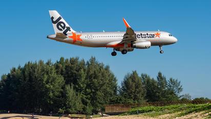 9V-JSU - Jetstar Airways Airbus A320