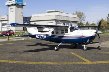 N210SH - Private Cessna 210 Centurion