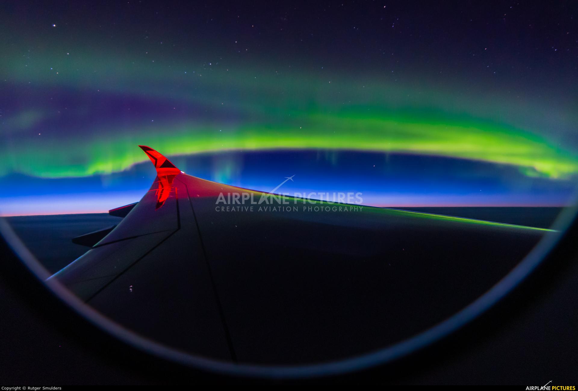 Delta Air Lines N501DN aircraft at In Flight - Greenland