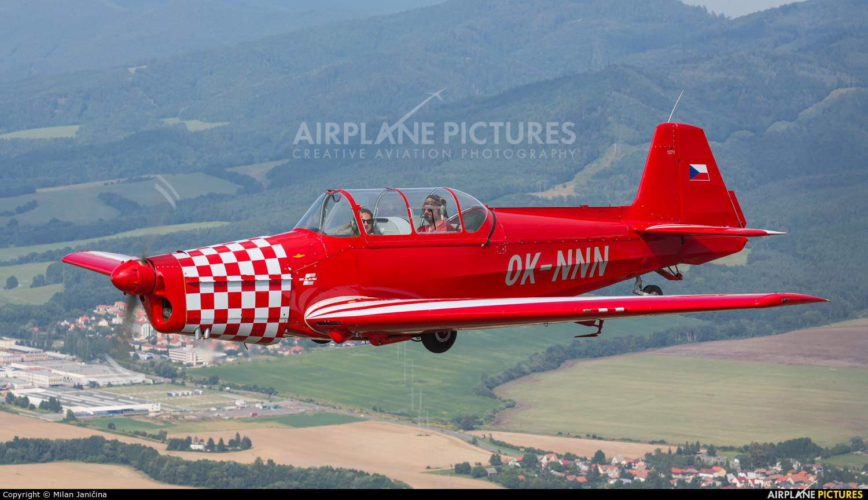 Aeroklub Luhačovice OK-NNN aircraft at In Flight - Slovakia