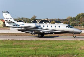 OO-MMT - Air Service Liege Cessna 560XL Citation Excel