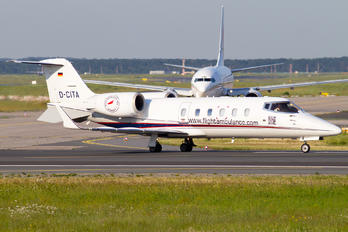 D-CITA - Private Learjet 60