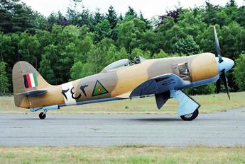 G-BTTA - Private Hawker Sea Fury FB.10