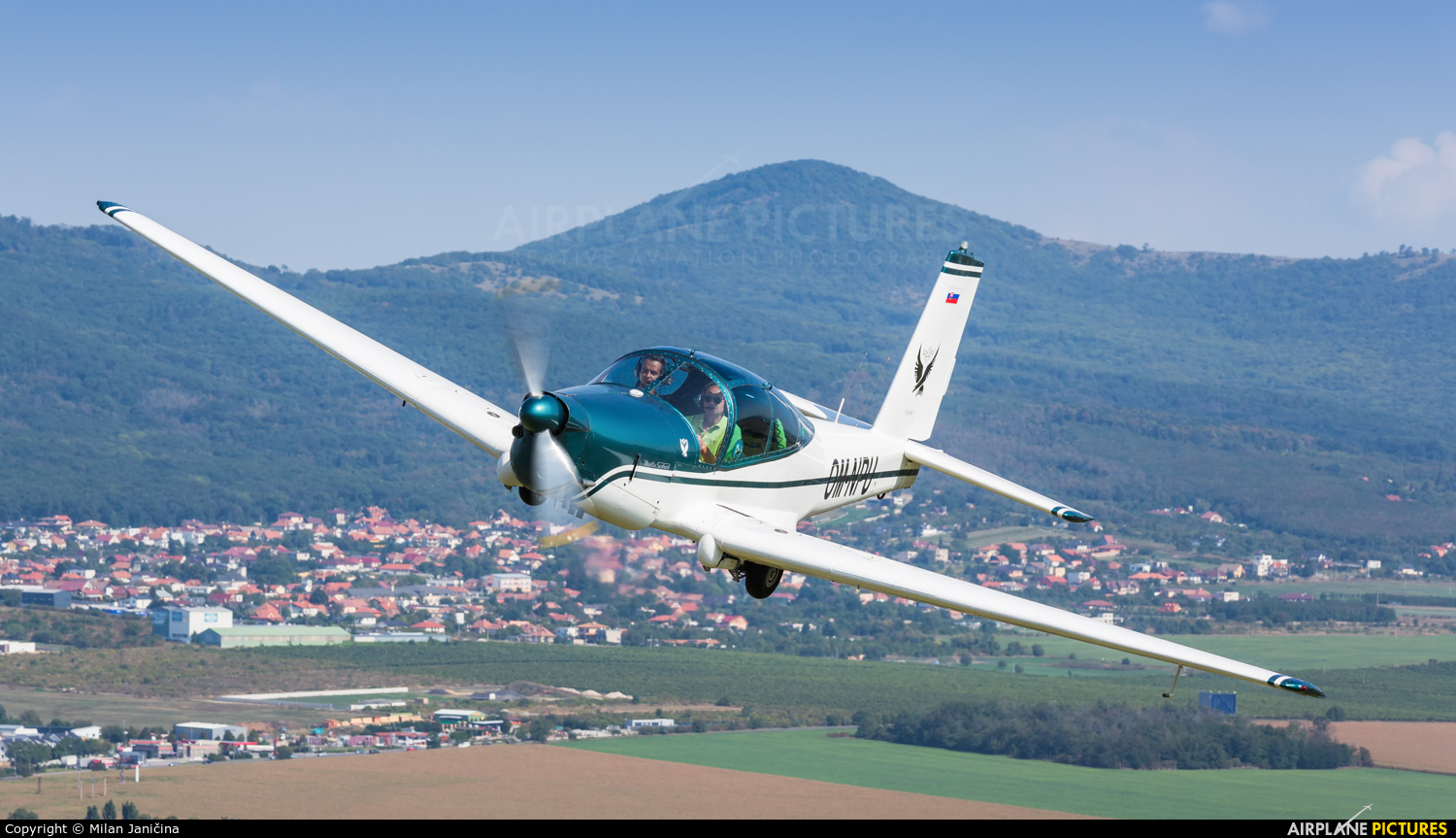 Private OM-NPU aircraft at In Flight - Slovakia