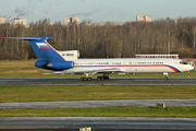 Russian Tupolev Tu154 visited St. Petersburg title=
