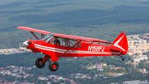 N158FJ - Private Piper PA-18 Super Cub aircraft