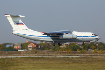 RF-78784 - Russia - Air Force Ilyushin Il-76 (all models)