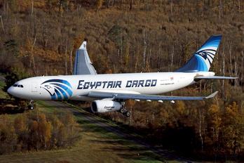 SU-GCE - Egyptair Cargo Airbus A330-200