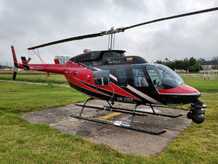 HK-3353 - SADI Colombia (Servicios Aereos de Ibague) Bell 206L Longranger