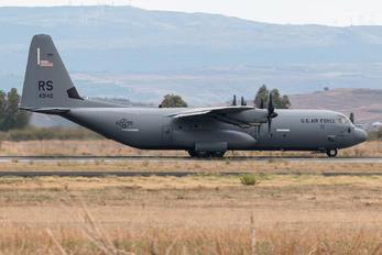 04-3142 - USA - Air Force Lockheed C-130J Hercules