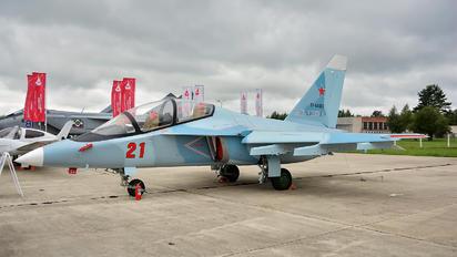 RF-44481 - Russia - Air Force Yakovlev Yak-130