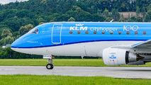 PH-EXP - KLM Cityhopper Embraer ERJ-175 (170-200) aircraft