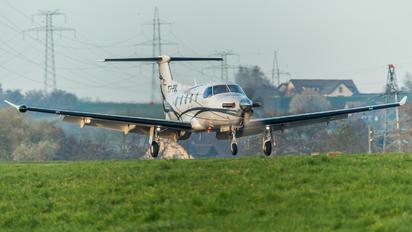 T7-PBL - FLY 7 Executive Aviation SA Pilatus PC-12