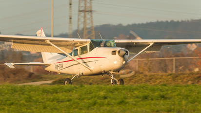 HB-CGW - Private Cessna 206 Stationair (all models)