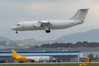 G-JOTD - Jota Aviation British Aerospace BAe 146-300/Avro RJ100
