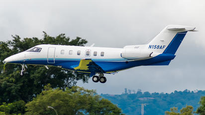 N158AF - Private Pilatus PC-24
