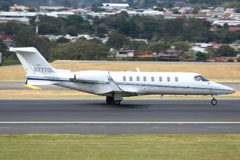 N777QL - Private Learjet 45