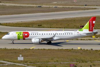 CS-TPV - TAP Express Embraer ERJ-190 (190-100)