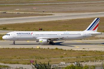 F-GTAQ - Air France Airbus A321