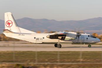 UR-CSJ - Eleron Antonov An-26 (all models)