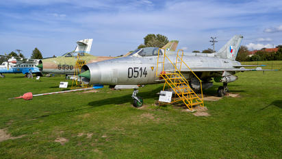 0514 - Czechoslovak - Air Force Mikoyan-Gurevich MiG-21F-13