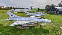 0514 - Czechoslovak - Air Force Mikoyan-Gurevich MiG-21F-13 aircraft
