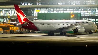 VH-ZNC - QANTAS Boeing 787-9 Dreamliner
