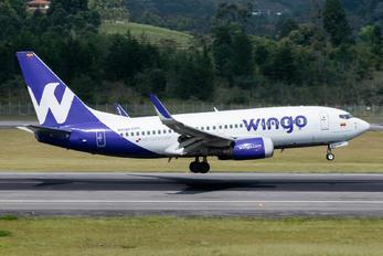 HP-1378CMP - Wingo Boeing 737-700