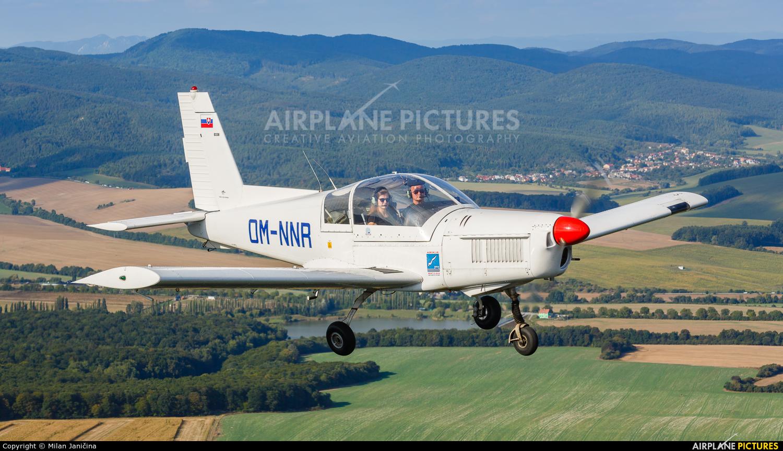 Aeroklub Bratislava OM-NNR aircraft at In Flight - Slovakia