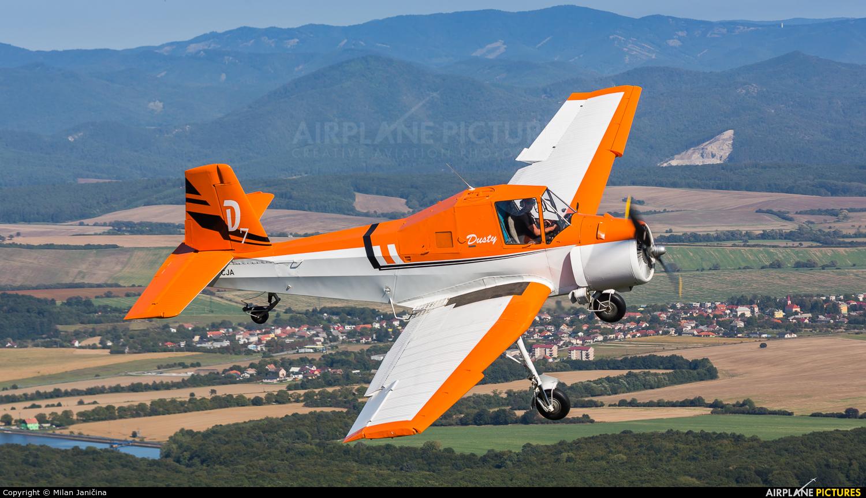Aeroklub Dubnica nad Vahom OM-CJA aircraft at In Flight - Slovakia