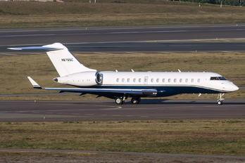 N878SC - Private Bombardier BD-700 Global 6000