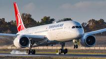 TC-LLJ - Turkish Airlines Boeing 787-9 Dreamliner aircraft