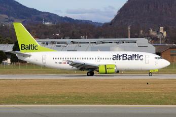 YL-BBS - Air Baltic Boeing 737-300