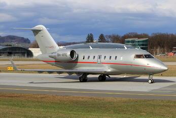 9H-VFE - Vistajet Bombardier Challenger 605