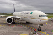 HZ-AK32 - Saudi Arabian Airlines Boeing 777-31H(ER) aircraft