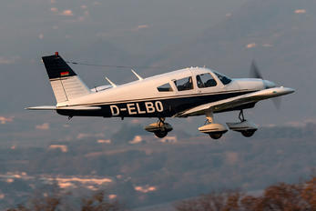D-ELBO - Private Piper PA-28 Cherokee