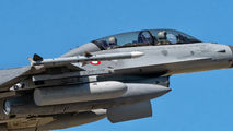 ET-199 - Denmark - Air Force General Dynamics F-16B Fighting Falcon aircraft