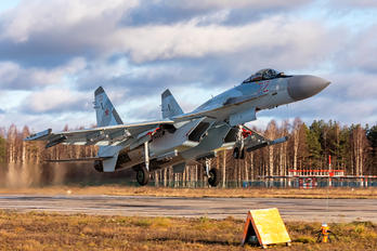 72 - Russia - Air Force Sukhoi Su-35S