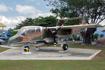 TT-1015 - Indonesia - Air Force North American OV-10 Bronco