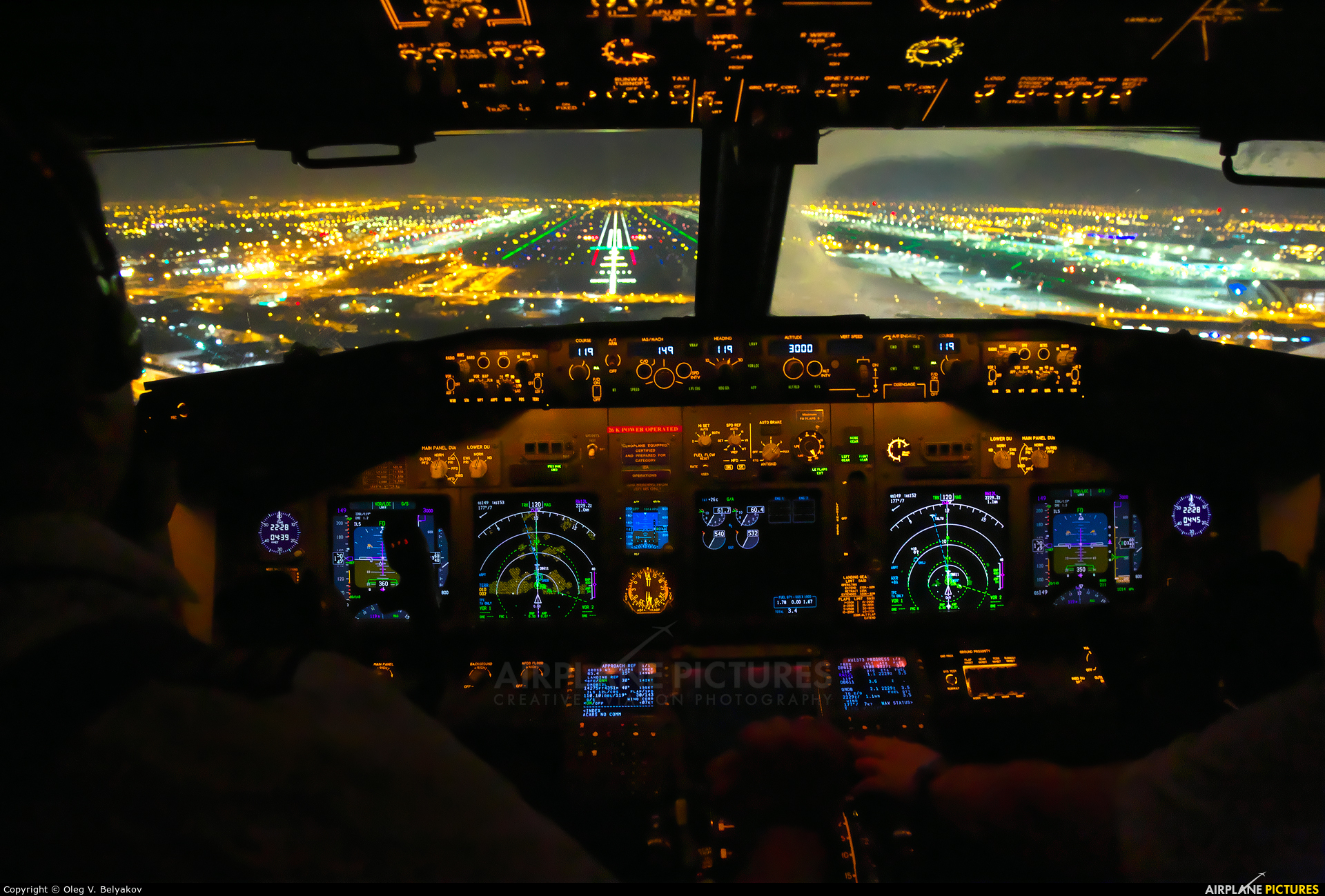 - Airport Overview - aircraft at Dubai Intl
