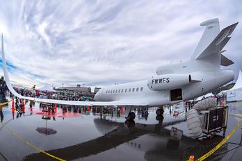 F-WWFS - Dassault Aviation Dassault Falcon 900 series