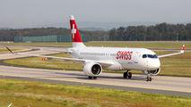 Swiss HB-JCO image
